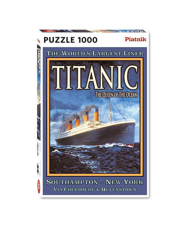 PZ1000 Titanic