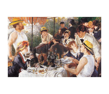 PZ1000 Boating Party, Renoir