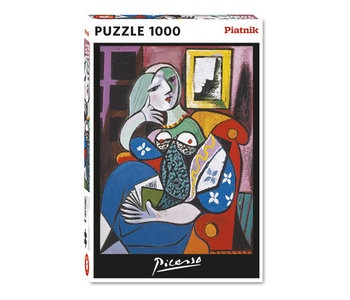 PZ1000 Woman with book, Picasso