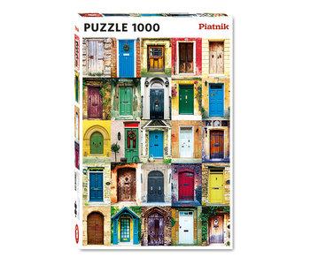 PZ1000 Doors, Frank