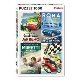 Piatnik PZ1000 Classic Italians