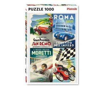 PZ1000 Italiennes classiques