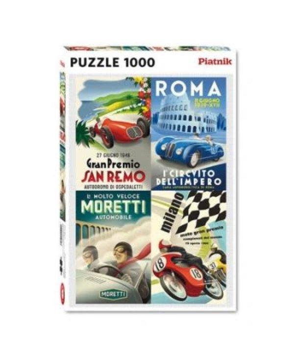 PZ1000 Classic Italians