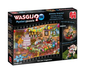 PZ1000 Wasgij Mystery 16