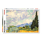 Piatnik PZ1000 Wheat Field with Cypresses, Van Gogh
