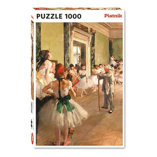 Piatnik PZ1000 La Classe de danse, Degas