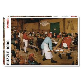 Piatnik PZ1000 Repas de noces, Bruegel