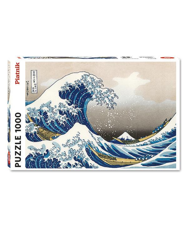 PZ1000 The Great Wave, Hokusai
