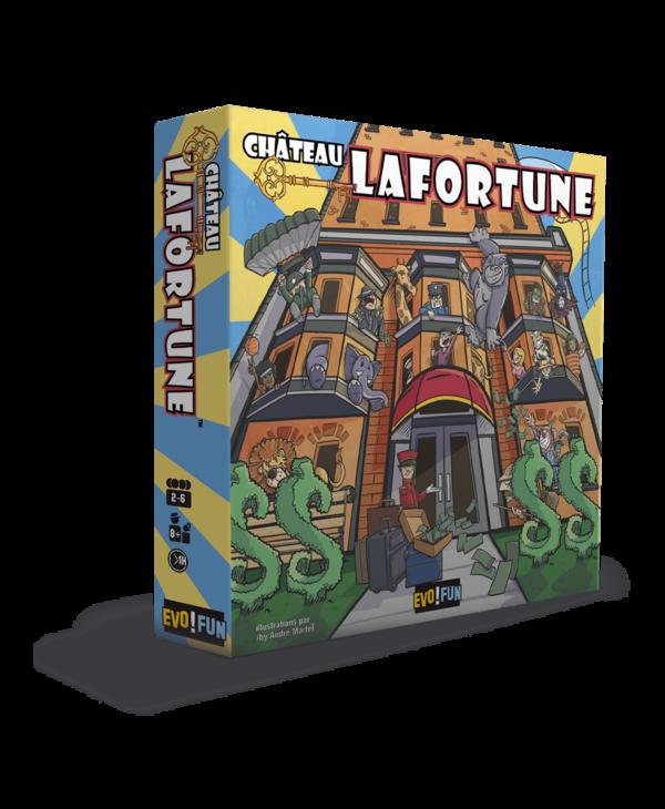 Chateau Lafortune (FR) (Full House)