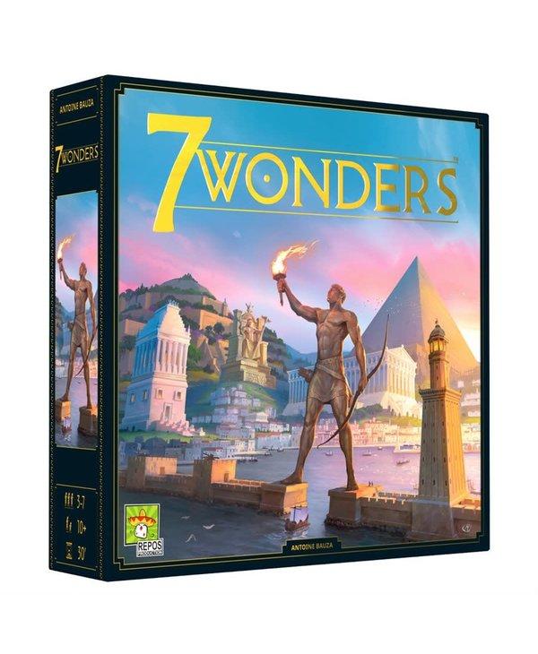 7 WONDERS NOUVELLE EDITION (FR)