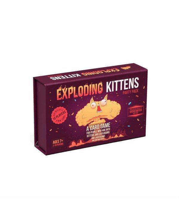 Exploding Kitten - Edition Festive (FR)