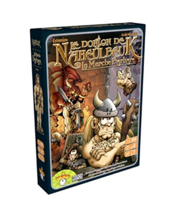 Le donjon de Naheulbeuk - La marche barbare (FR)