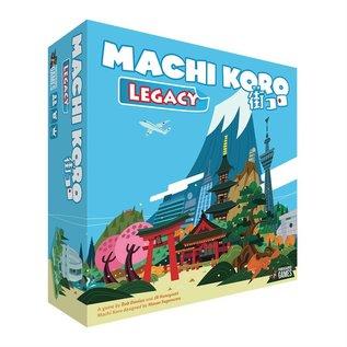 Machi Koro Legacy (FR)
