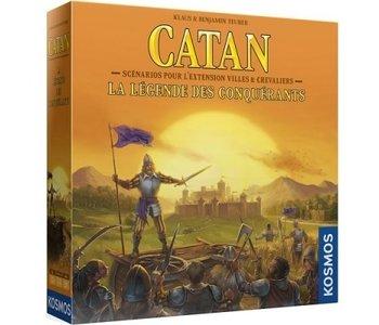 Catan: Legende du conquerant (FR)