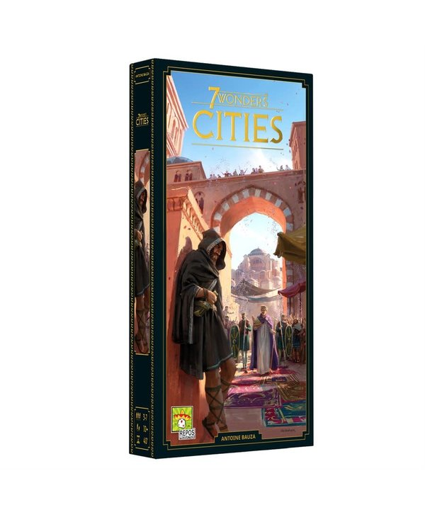 7 Wonders nouvelle edition / Cities (FR)