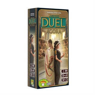 7 Wonders Duel: Agora (FR)