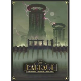 Intrafin games Barrage (FR)