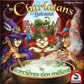 Les charlatants de Belcastel - Les sorcieres s'en melent (FR)