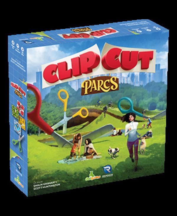Clip cut  parcs (FR)
