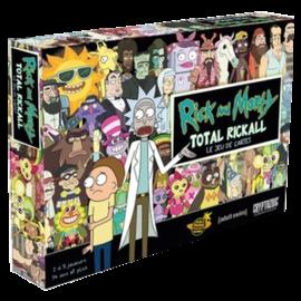 Don't Panic Games Rick and Morty - Total Rickall (FR)