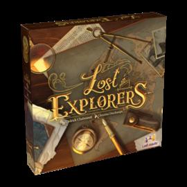 Ludonaute Lost Explorers (FR)