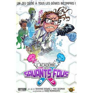 Don't Panic Games L'academie des savants fous (FR)