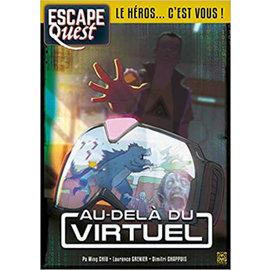 Don't Panic Games Escape Quest 2- Au-Dela du virtuel (FR)