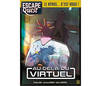 Escape Quest 2- Au-Dela du virtuel (FR)