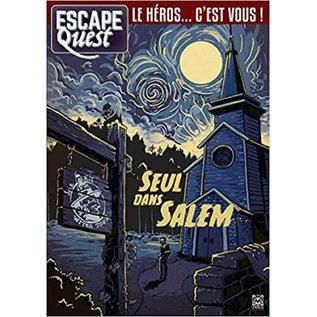 Don't Panic Games Escape Quest 3 - Seul dans salem (FR)