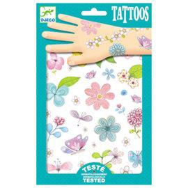 DJECO Tatouages / Belle des champs