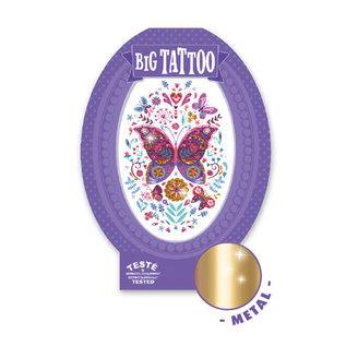 DJECO Big tattoo - Papillon