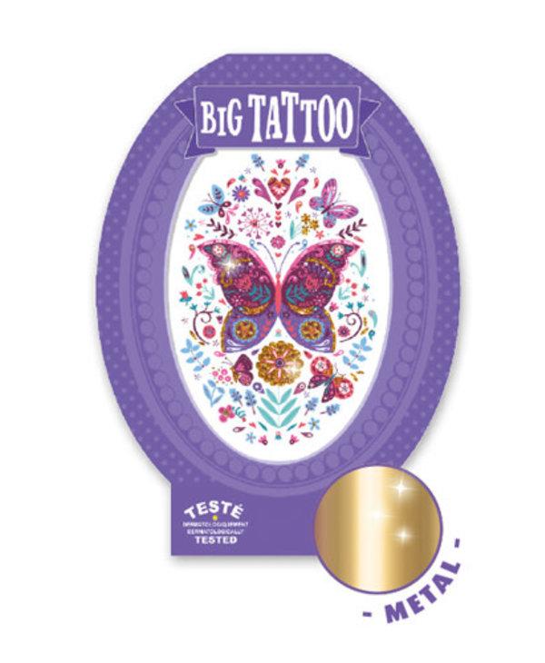 Big tattoo - Papillon