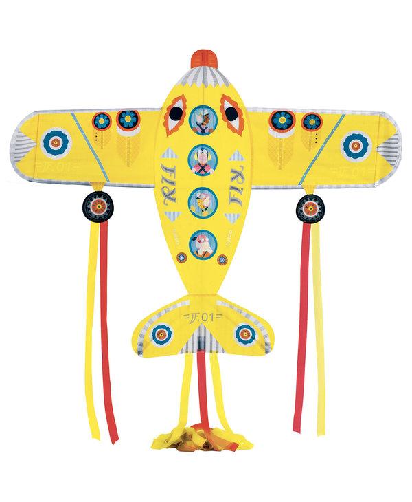 Cerf-volant - Maxi plane