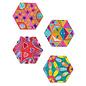 DJECO Coloriages surprises - Mandalas constellations
