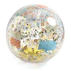DJECO Ballon de plage - Kawai