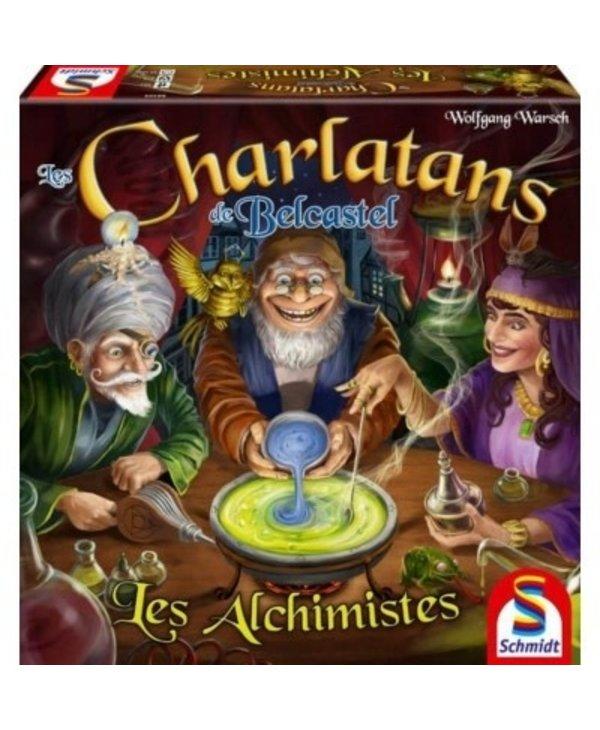 Les Charlatants de Belcastel - Les Alchimistes (FR)