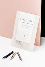 A L'aise Modern Calligraphy Nib Trio