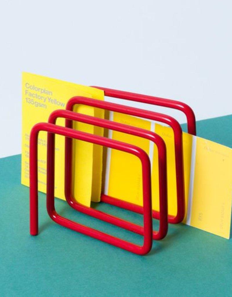 Block Letter Rack