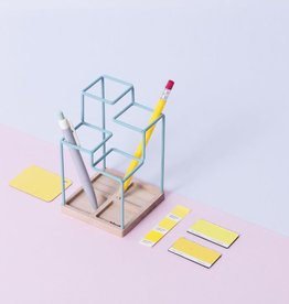 Block Sketch Desk Tidy