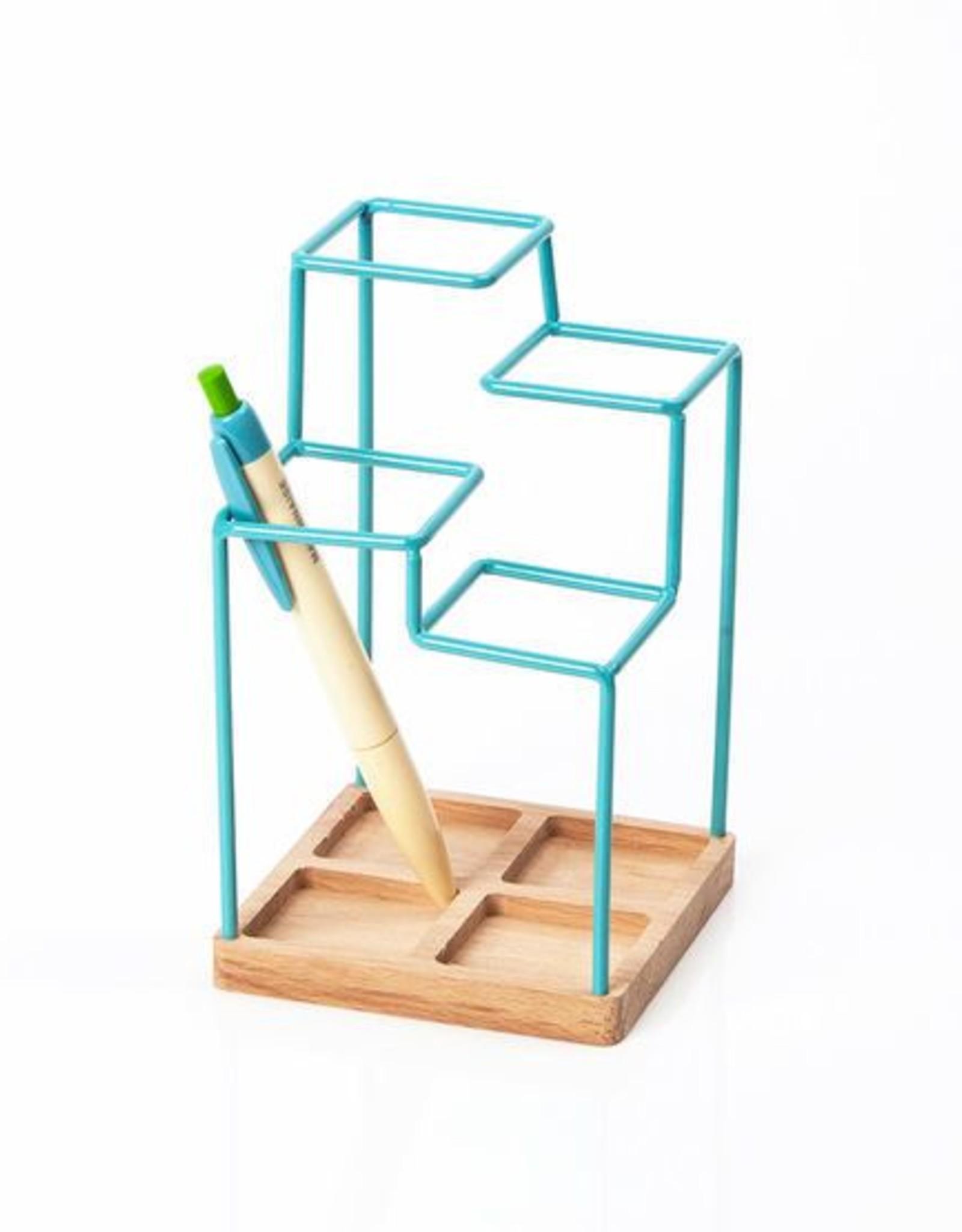 Block Sketch Desk Tidy