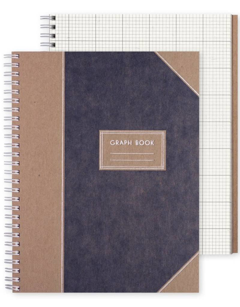 Bison Bookbinding Imperial Graphbook: Grid