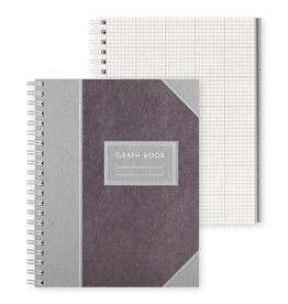 Bison Bookbinding Signature Graphbook: Grid