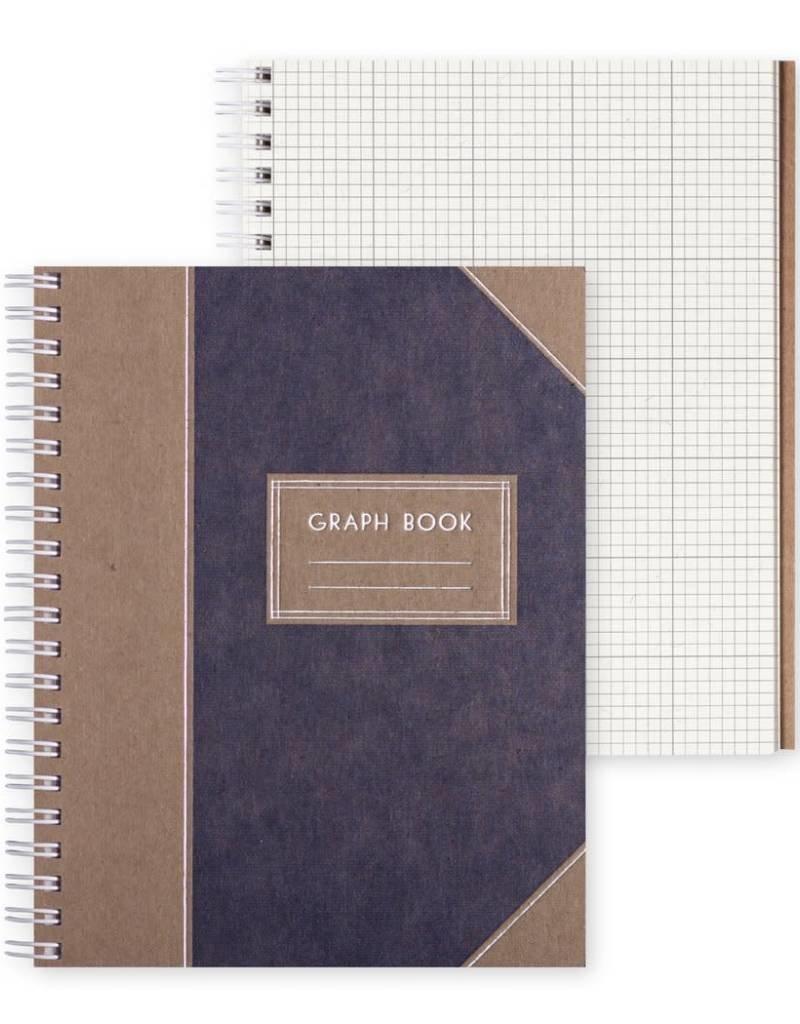 Bison Bookbinding Signature Graphbook: Grid