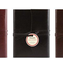 Cavallini Leather Toscana Journal