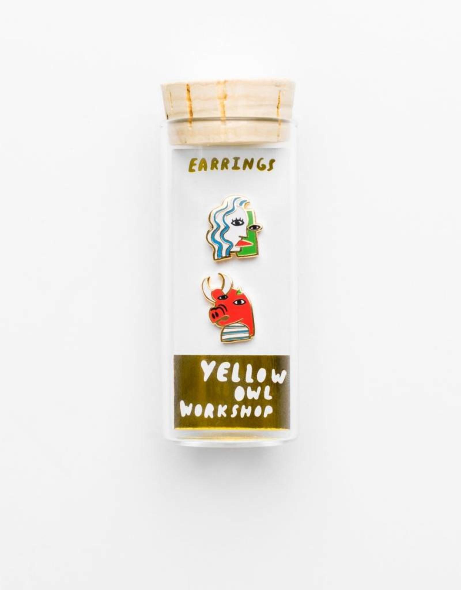 Yellow Owl Workshop Yellow Owl Workshop Earrings