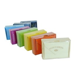 Original Crown Mill Color Vellum Small Card Box