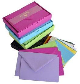 Original Crown Mill Color Vellum Large Card Box