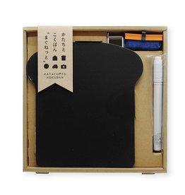 Kitpas Shape Your Day Chalkboard Magnet Set