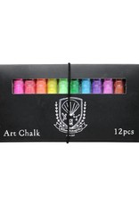 Kitpas Kitpas Art Chalk 12 pcs