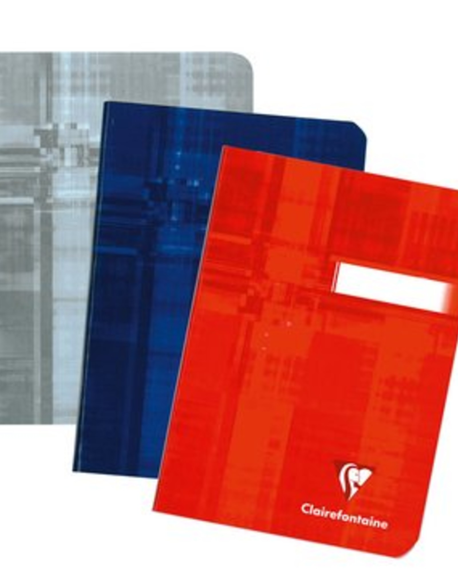 CLAIREFONTAINE Staplebound Ruled 4.25 x 6.75